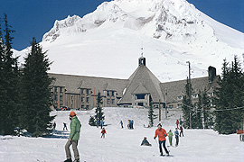 Timberline Resort Mount Hood Oregon
